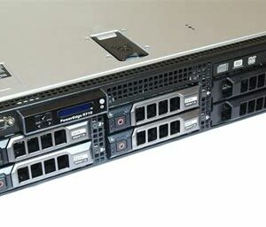 DELL PowerEdge R710 6xLFF / 2 x E5620 / 6 x 8GB / DELL PERC 6i / 2 x 570W