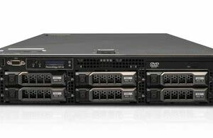 DELL PowerEdge R710 6xLFF / 2 x X5675 / 6 x 8GB / H700 512MB / 2 x 870W