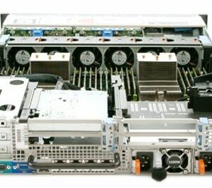 DELL PowerEdge R730 8xLFF / 2 x E5-2660 v3 / 2 x 16GB 2133P / H730 Mini 1GB / 750W