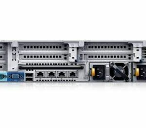 DELL PowerEdge R730 8xLFF / 2 x E5-2670 v3 / 12 x 16GB 2133P / H730p Mini 2GB / 2 x 750W
