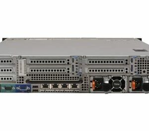 DELL PowerEdge R730 8xLFF / 2 x E5-2670 v3 / 8 x 16GB 2133P / H730 Mini 1GB / 2 x 750W