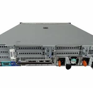 DELL PowerEdge R730 8xLFF / 2 x E5-2690 v3 / 12 x 16GB 2133P / H730p Mini 2GB / 2 x 750W