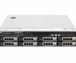 DELL PowerEgde R720 16xSFF / 2 x E5-2640 / 8 x 4GB / H310 Mini / 750W