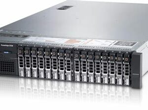 DELL PowerEgde R720 16xSFF / 2 x E5-2650 v2 / 6 x 8GB / H710 Mini 512MB / 2 x 750W