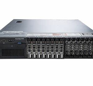 DELL PowerEgde R720 16xSFF / 2 x E5-2680 v2 / 6 x 16GB / H710p Mini 1GB / 2 x 750W
