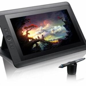Графический планшет Wacom Cintiq 22 LED HDMI черный
